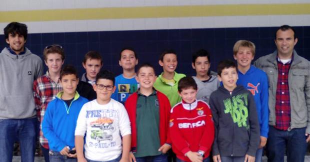 Seleção sub-12 de São Jorge participa no Torneio Regional Inter-ilhas, em São Miguel (c/áudio)