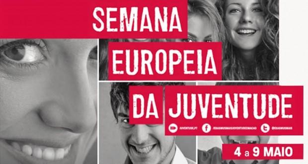 Direção Regional da Juventude associa-se à Semana Europeia da Juventude 2015
