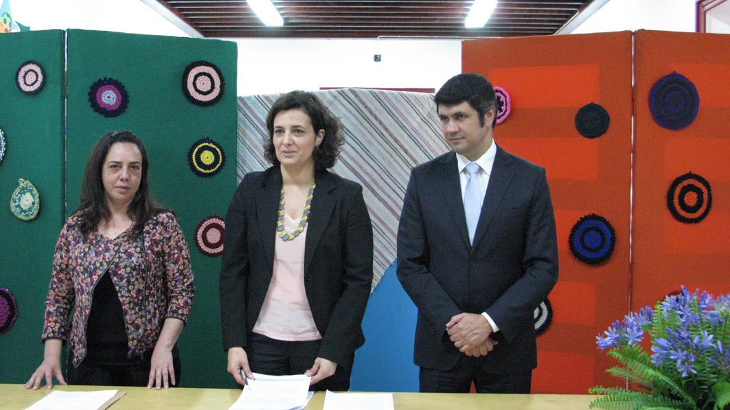 Cooperação entre entidades beneficia as famílias Açorianas, afirma Andreia Cardoso