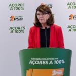 Berta Cabral defende Centro Internacional de Investigação do Mar no Faial