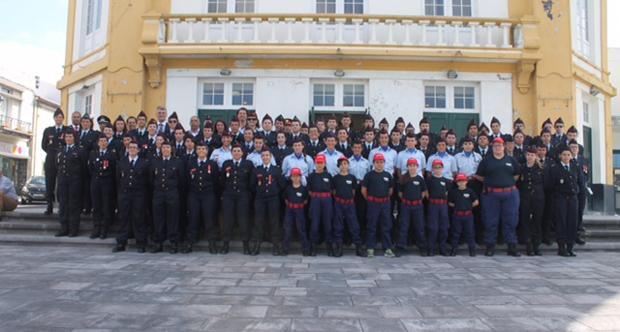 Luís Cabral destaca dinamismo das bombeiras da Região e felicita-as pela imagem que transmitem aos açorianos