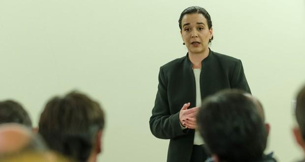 Sofia Ribeiro defende campanha de informação europeia sobre os benefícios do consumo de leite