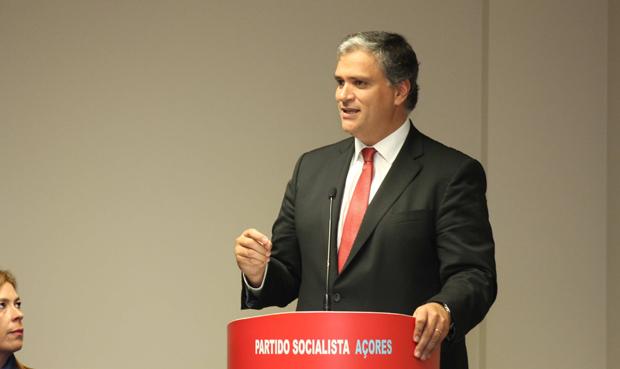 """""""As próximas legislativas são essenciais para a defesa dos Açores"""", afirmou defendeu Vasco Cordeiro"""