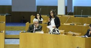 Responsabilidades financeiras da Região ultrapassam 3 mil milhões de euros, denuncia Graça Silveira