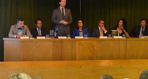 Rodrigo Oliveira destaca papel da Universidade dos Açores na projeção e promoção externa da Região