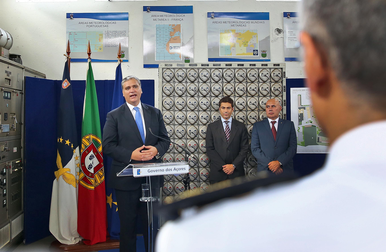 Vasco Cordeiro anuncia investimento de cerca de 4,5 milhões de euros na criação da Escola do Mar dos Açores