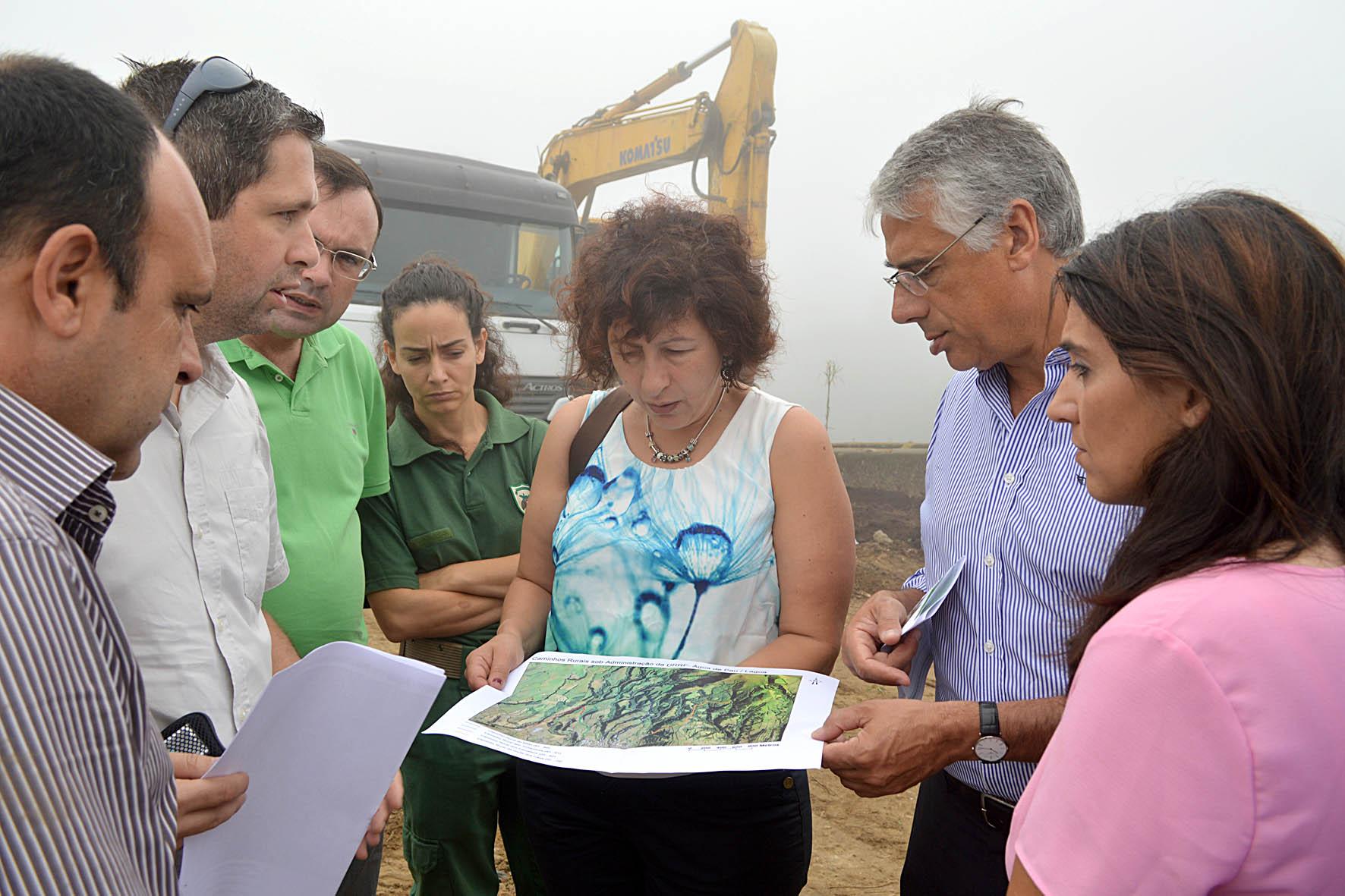 Governo dos Açores tem 23 obras de apoio à atividade agrícola em curso na Região