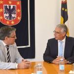 Trocas comerciais entre os Açores e a Madeira podem ser incrementadas, afirma Luís Neto Viveiros