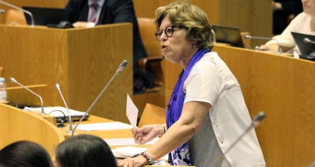 """""""O Governo Regional potencia o aumento da desigualdade na distribuição de riqueza"""", afirma Zuraida Soares"""