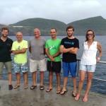 Swim Cross Challenge 2015 vai ligar o triângulo a nado: a partida acontece segunda-feira e liga Velas – São Roque (c/áudio)