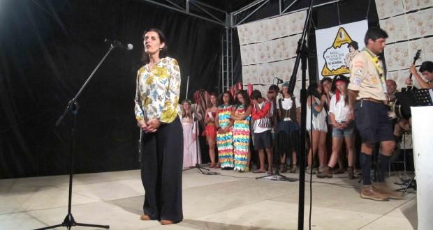 Isabel Rodrigues enaltece papel dos escuteiros na formação cívica das crianças e jovens açorianos
