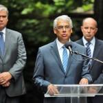 Rede de Centros Ambientais vai ser beneficiada e ampliada, afirma Luís Neto Viveiros