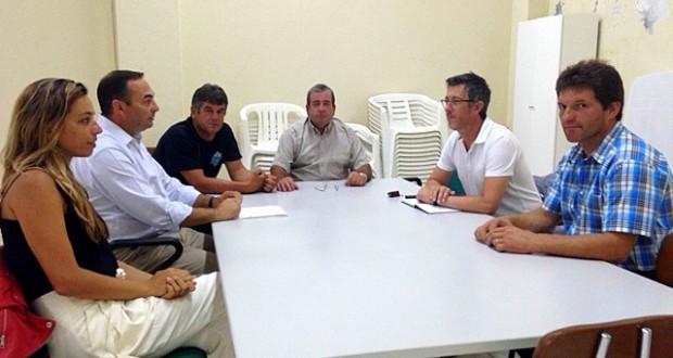 O setor agrícola é uma das maiores preocupações da ilha, segundo António Ventura
