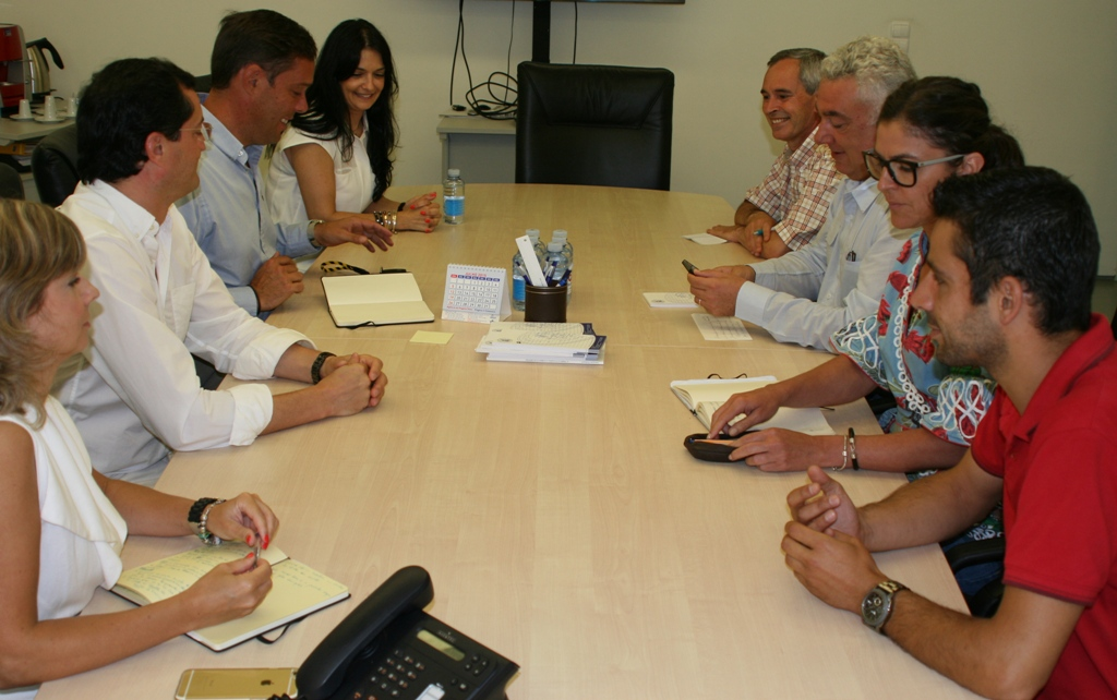 Artur Lima defende transformação da base das Lajes numa plataforma de desenvolvimento turístico do Grupo Central