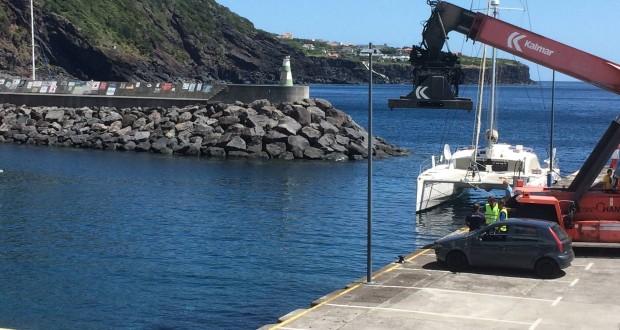 PSD Açores questiona Fernando Nascimento sobre acidente ocorrido no cais da marina das Velas (c/áudio)