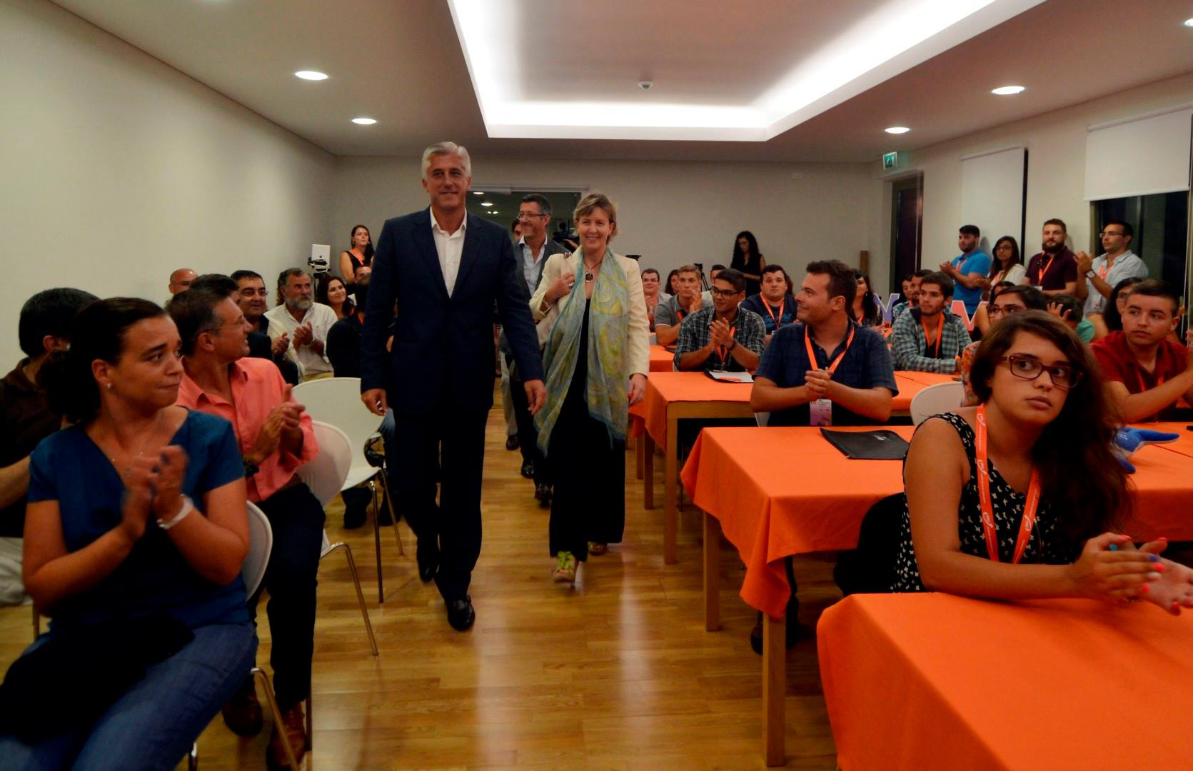 São Jorge precisa de mais jovens para a ilha e para a política, afirma António Pedroso – Universidade de Verão do PSD e JSD Açores arrancou esta quinta-feira (c/áudio)