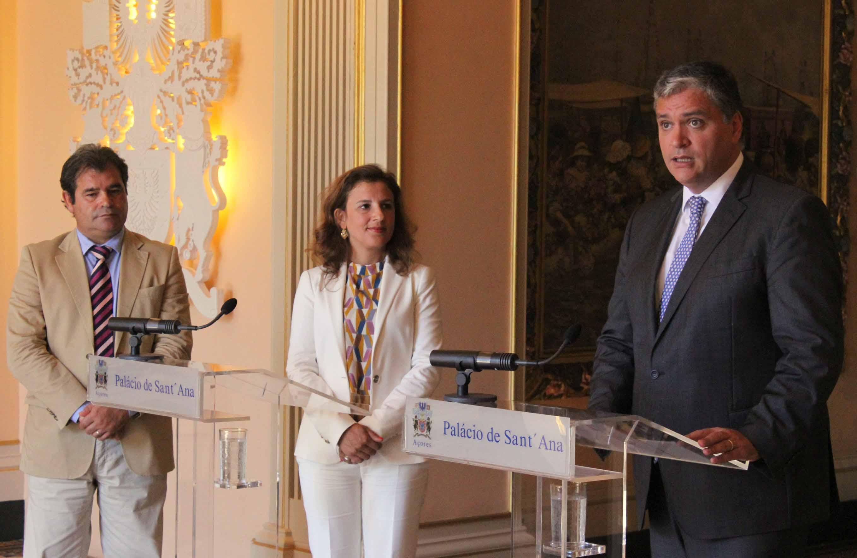 Governo dos Açores disponível para apoiar investimentos no serviço público de rádio e televisão