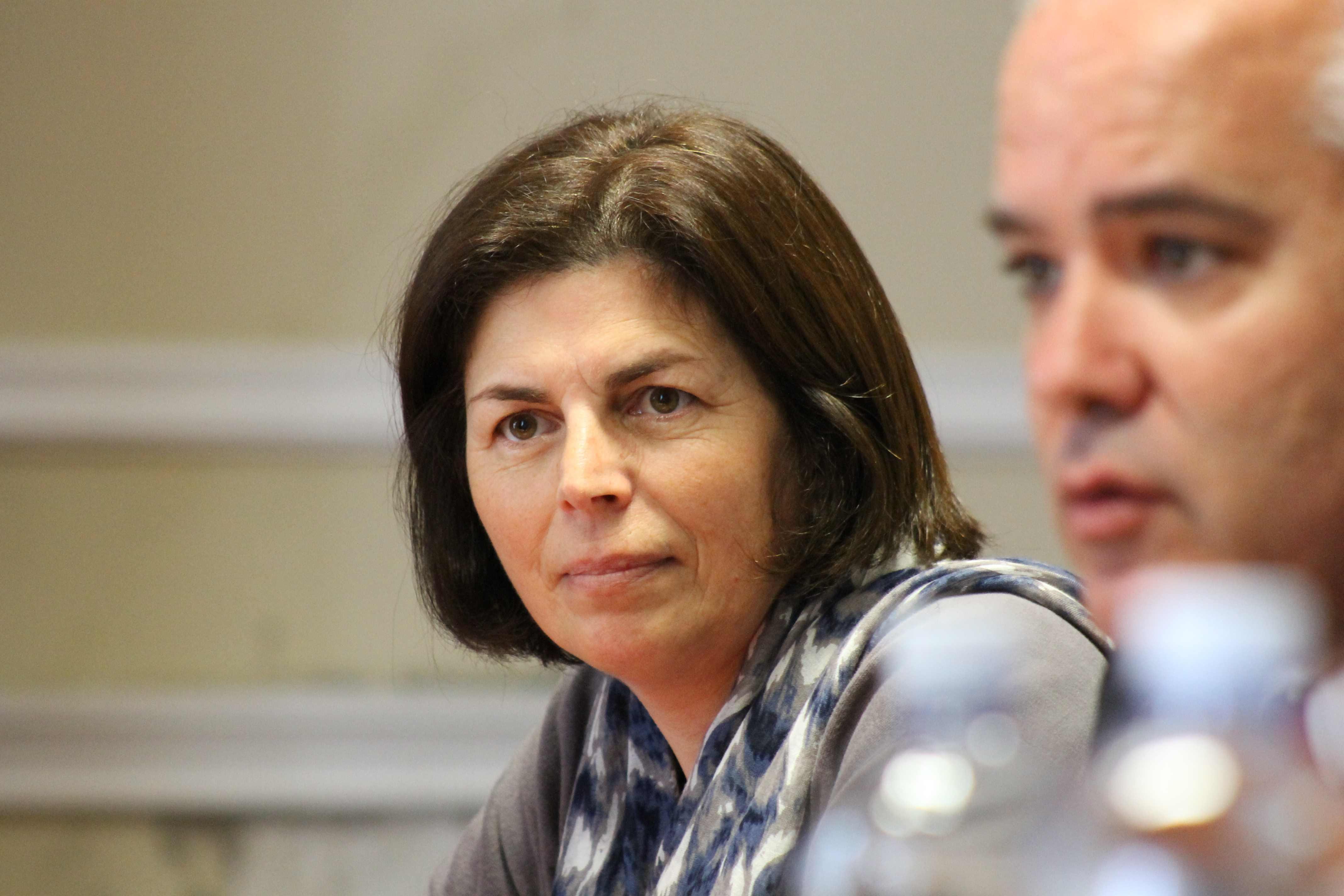 """""""Diminuição da taxa de desemprego é um dos bons resultados da governação socialista"""", salienta Graça Silva"""