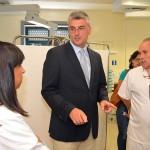 Núcleos de Saúde Familiar serão um avanço significativo nos cuidados de saúde, afirma Luís Cabral
