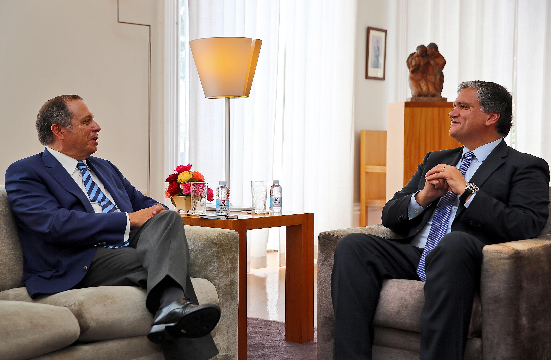 Vasco Cordeiro considera fundamental articulação de posições entre Governo e deputados açorianos na Assembleia da República