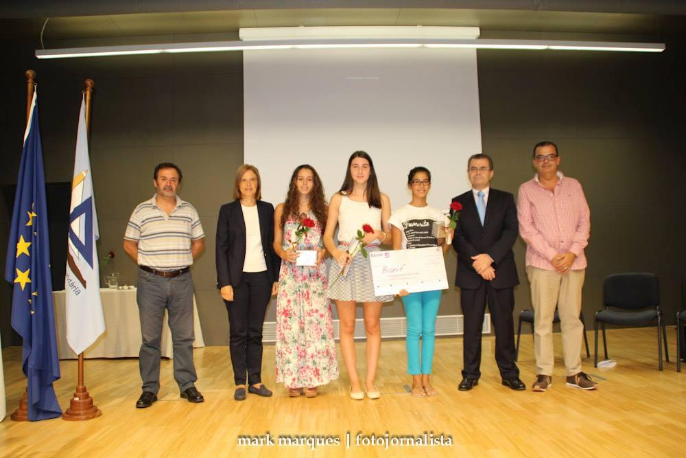 Dia do ProSucesso foi celebrado na Escola Básica e Secundária das Velas (c/áudio)