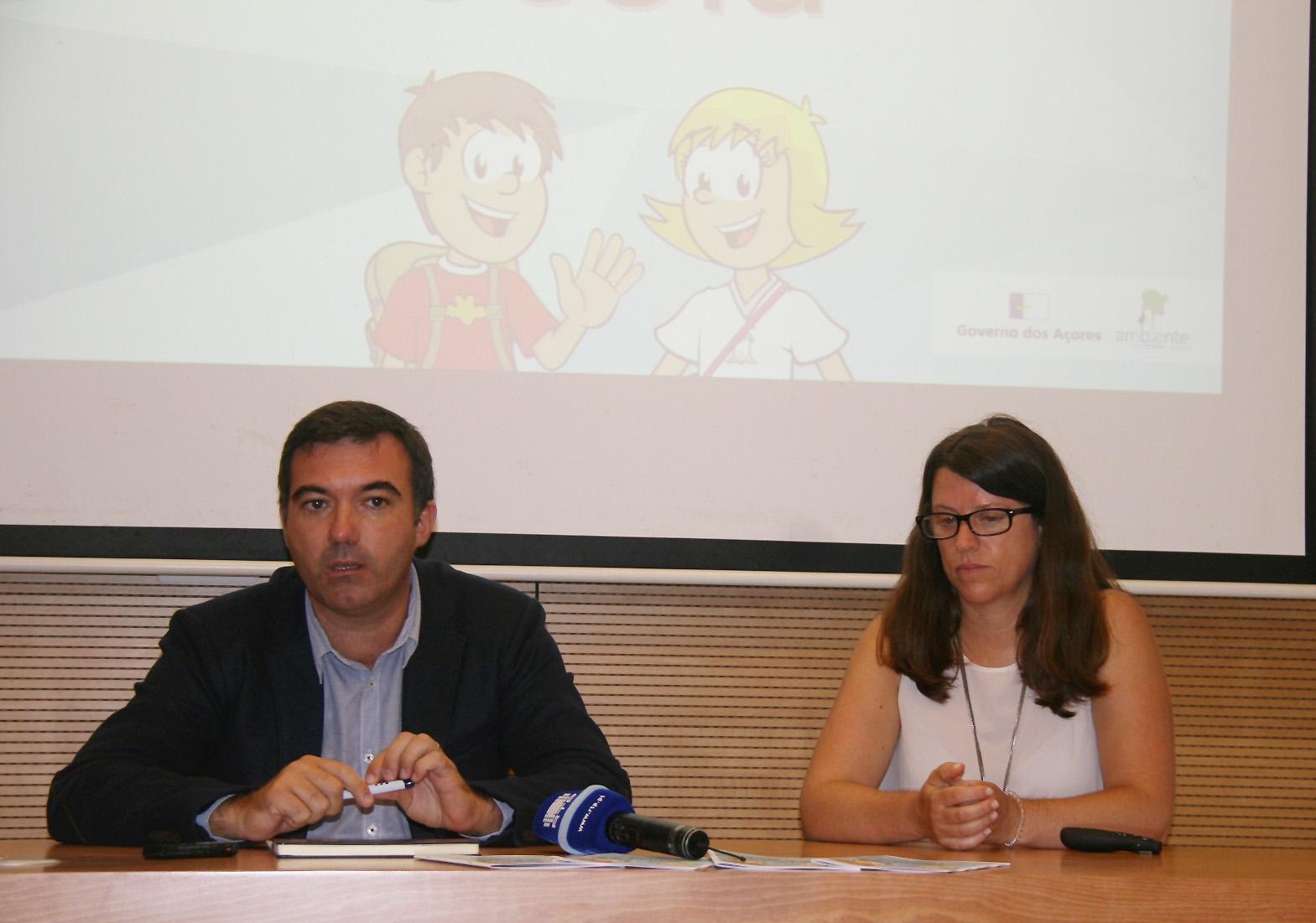 Ações de educação ambiental dos Parques Naturais já abrangem um quarto da população escolar dos Açores