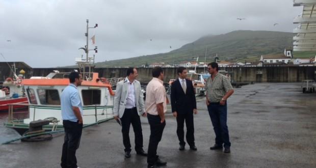 Governo dos Açores defende gestão de quota de goraz por ilha a partir de 2016