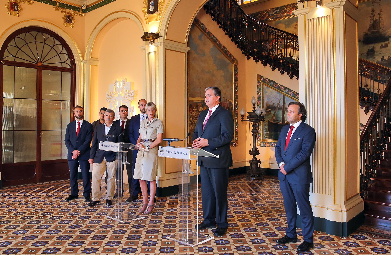 Governo confiante que SATA vencerá desafios com que está confrontada, afirma Vasco Cordeiro