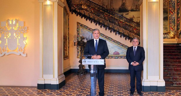 Rumo dos últimos anos produziu resultados para os Açorianos e anima Governo para 2016, afirma Vasco Cordeiro