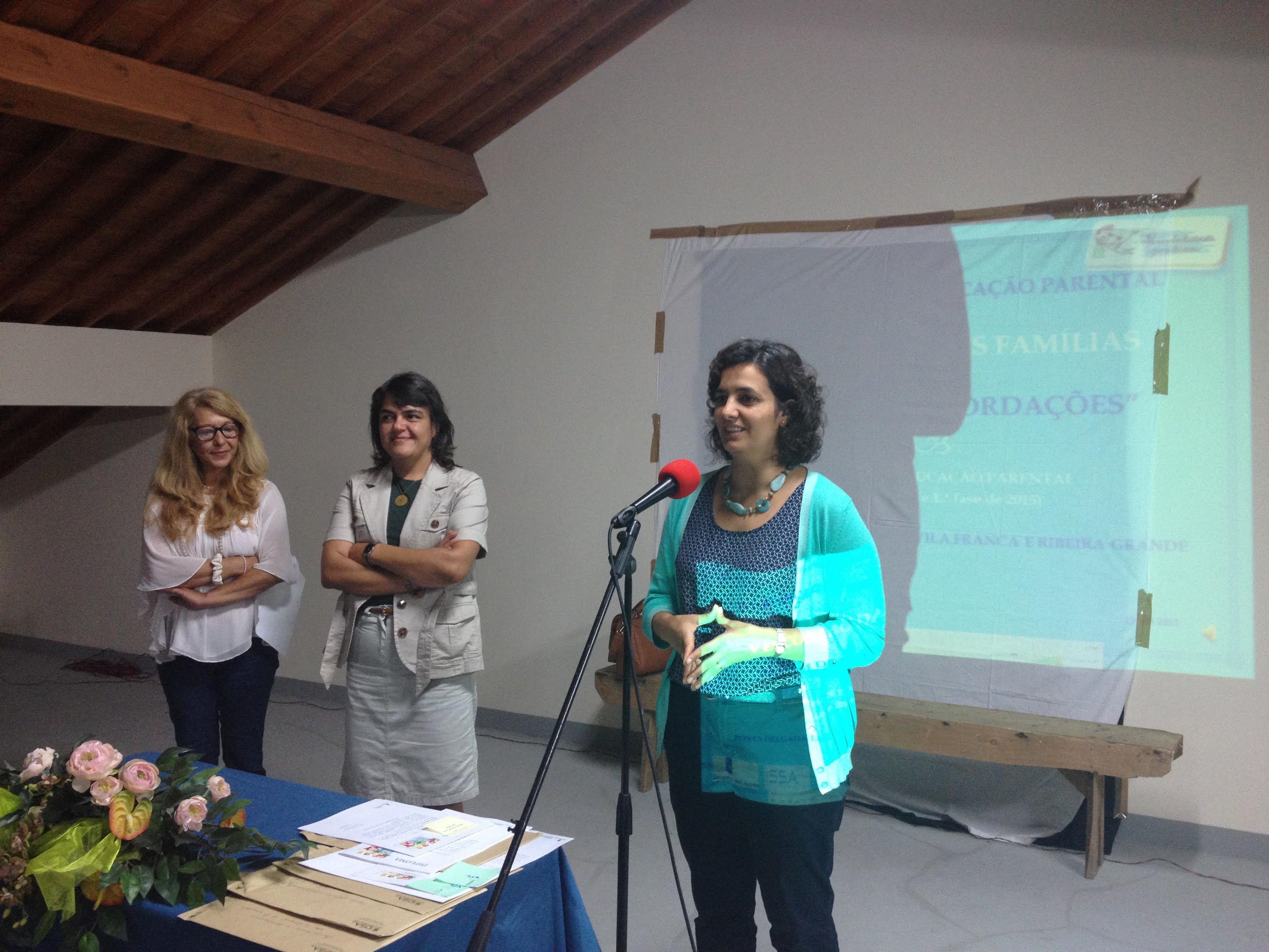 Andreia Cardoso afirma papel do Governo na promoção da qualidade na Infância