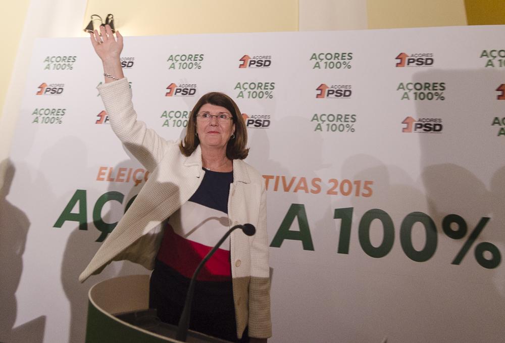 """Partido Socialista """"andou a brincar"""" com fim das quotas leiteiras, acusa Berta Cabral"""