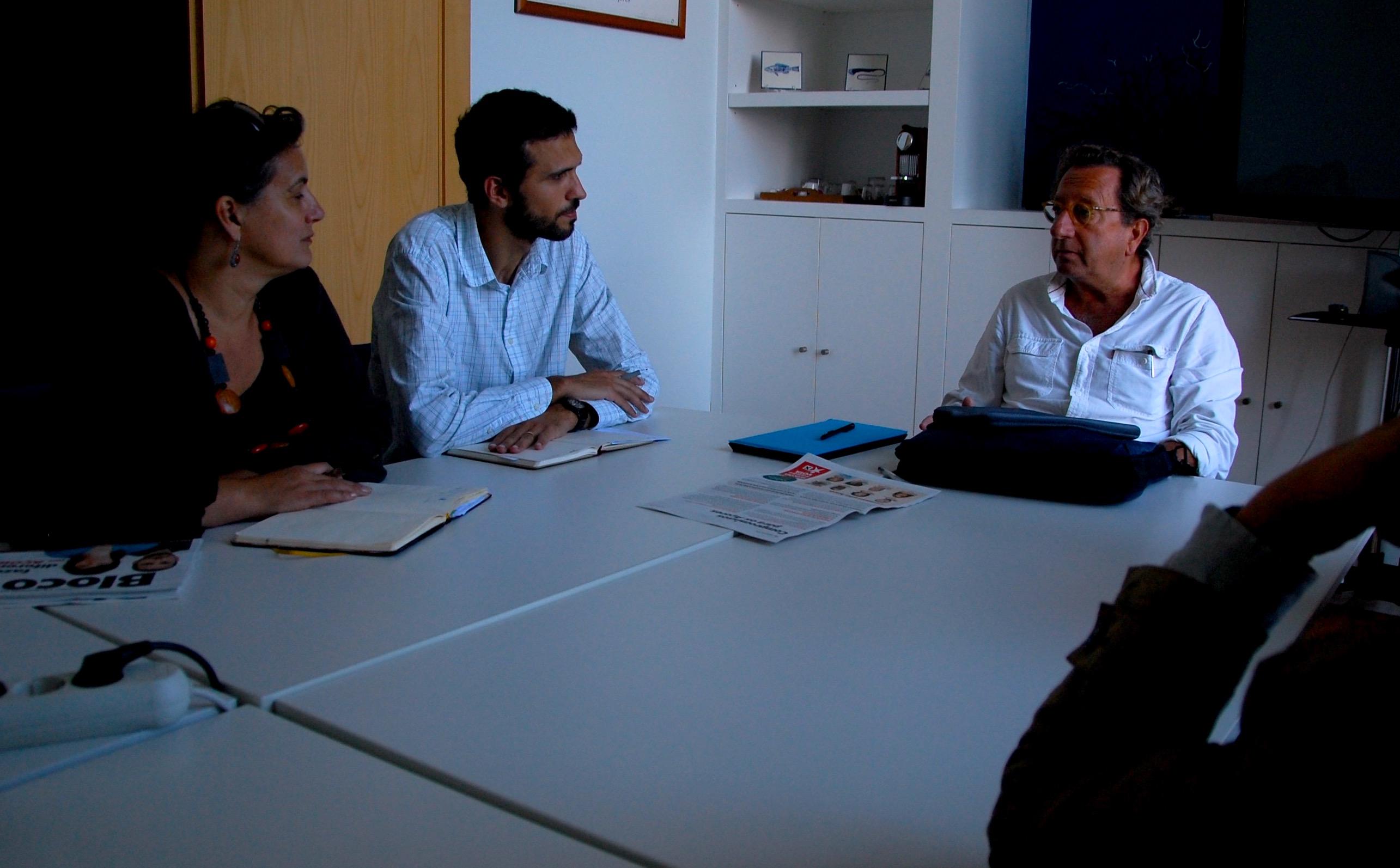 Centro Internacional de Investigação do Mar é fundamental para desenvolver economia dos Açores, considera BE