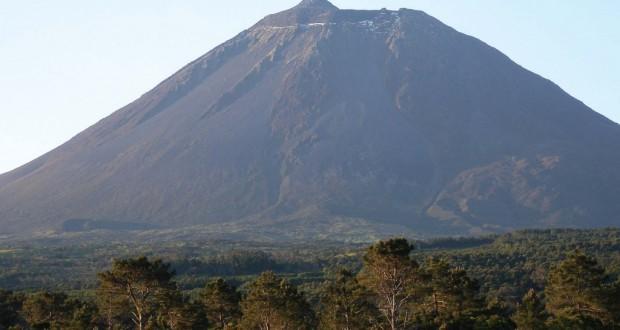 Acesso à Montanha do Pico encerrado a partir das 14H00 de sexta-feira