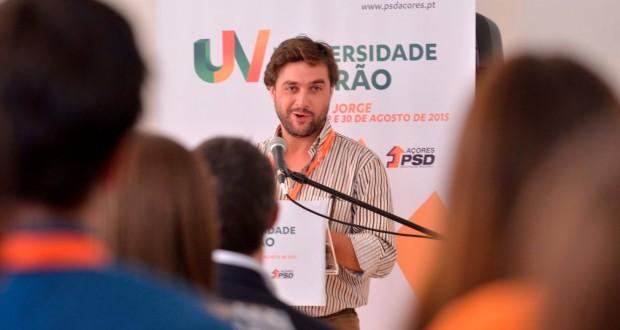 JSD/Açores defende redução de impostos para estimular criação de emprego