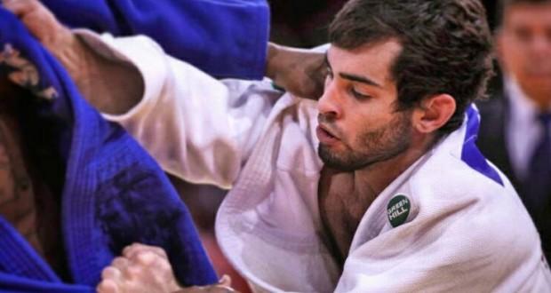 André Soares conquista terceiro lugarna Taça da Europa de Judo em Lund, na Suécia