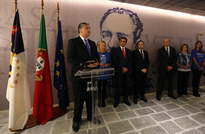 Governo quer reforçar atratividade turística de espaços culturais e disciplinar acesso e proteger espaços naturais, anuncia Vasco Cordeiro