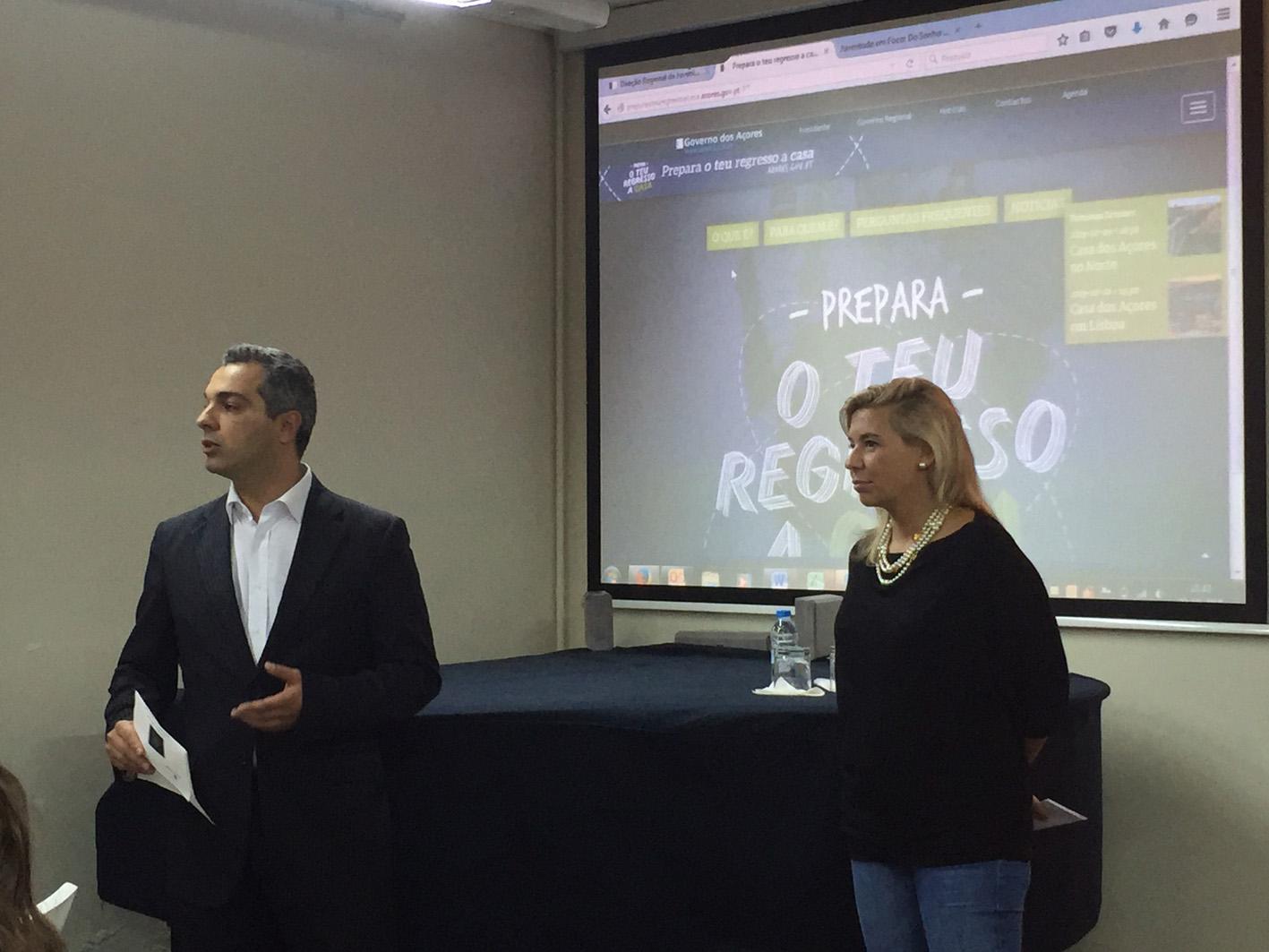 Programa 'Prepara o teu Regresso a Casa' procura criar sinergias entre tecido empresarial, administração pública e jovens