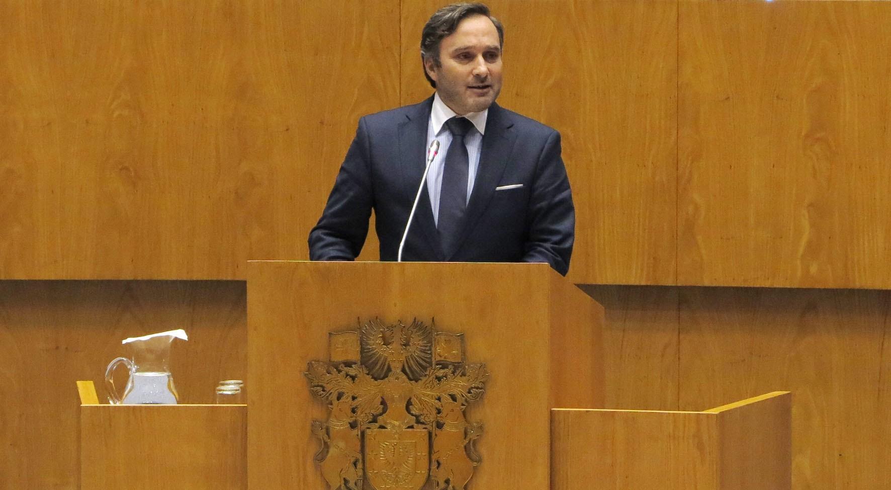 Código da Contratação Pública vai dinamizar o tecido económico e fomentar a sua sustentabilidade, afirma Vítor Fraga