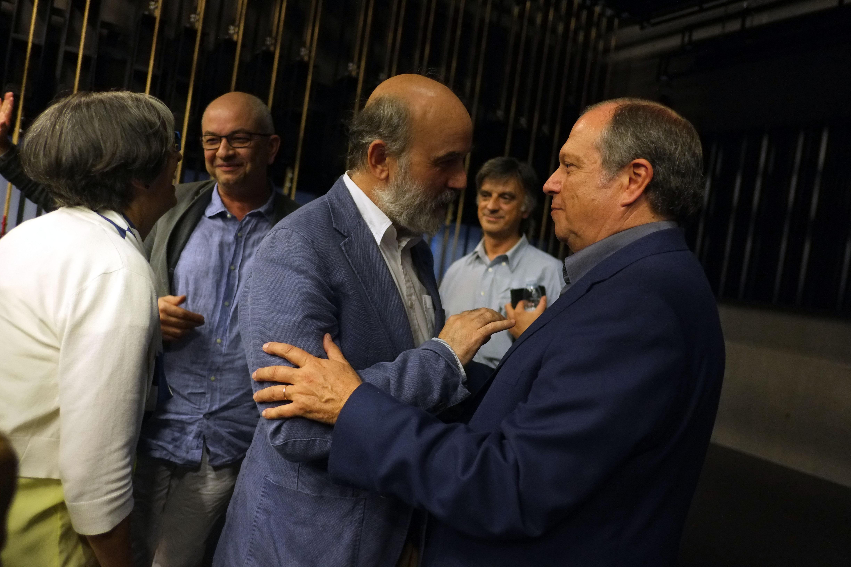 Governo do PS criará Ministério para dar dignidade à Cultura, assume Carlos César