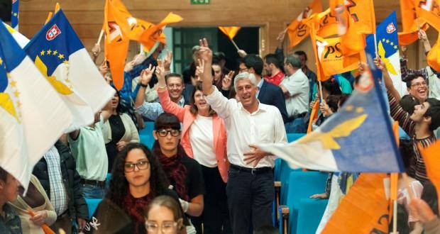 """""""Voto patriótico é em Passos Coelho"""", afirma Duarte Freitas"""