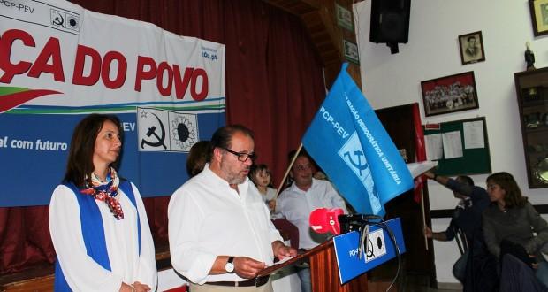 Todos os votos contam para dar mais força à mudança, considera Aníbal Pires
