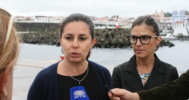 Deputadas do CDS-PP defendem melhores e mais eficientes transportes marítimos de mercadorias, passageiros e viaturas nos Açores