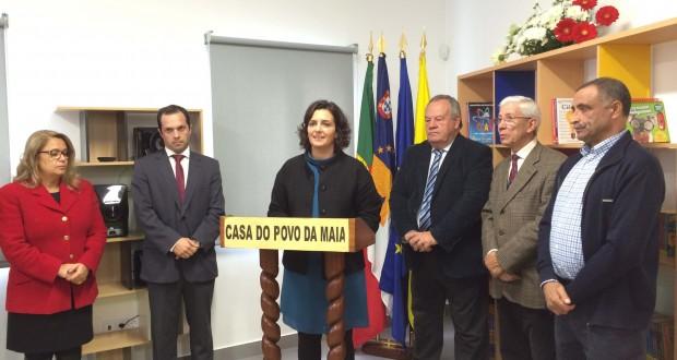 Andreia Cardoso afirma que apoio ao funcionamento de IPSS envolve mais de 55ME por ano