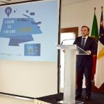 Vítor Fraga anuncia duas novas ligações aéreas entre a Alemanha, a Terceira e São Miguel