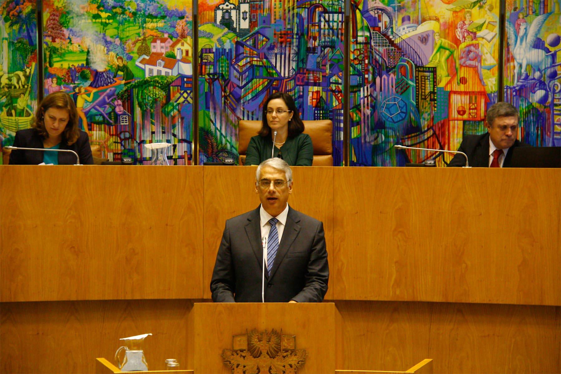 Obras devem contribuir para a atividade privada e qualidade de vida da população, afirma Luís Neto Viveiros
