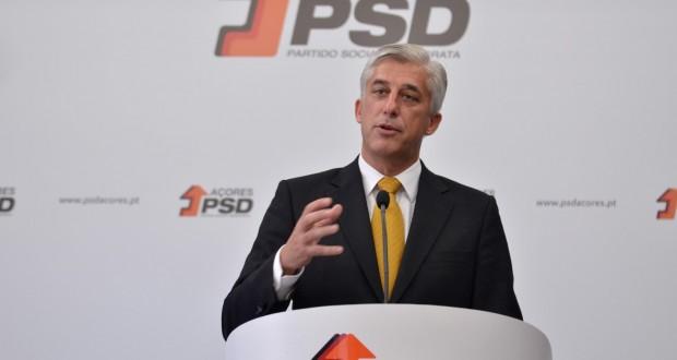 """""""Golpe de estado democrático"""" prejudica os Açores, considera o PSD"""