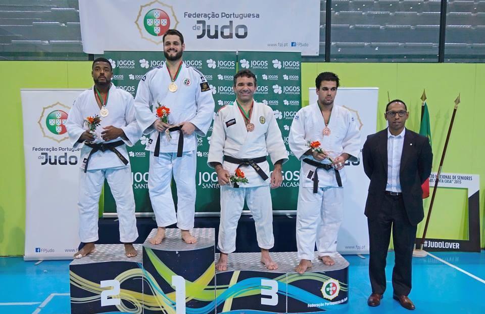 Judoca Tiago Rodrigues é Campeão Nacional de seniores