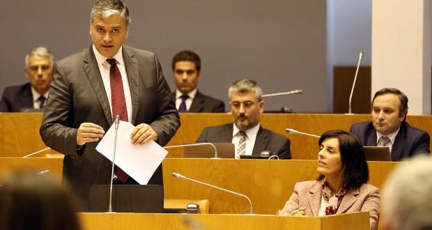 """Interpelação parlamentar teve """"finalidade inconfessável"""" de instrumentalizar a SATA, afirma Presidente do Governo"""