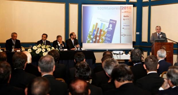 Ano de 2014 marcou o início da recuperação económica dos Açores, afirma Sérgio Ávila