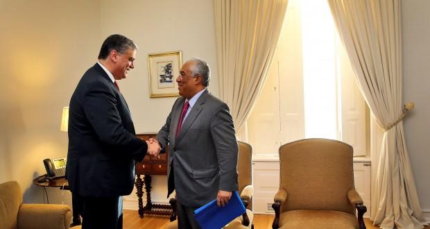 Encontro com Primeiro-Ministro permitiu evolução concreta de assuntos pendentes com a República, afirma Vasco Cordeiro